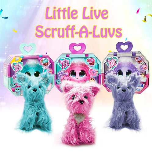 Scruff a Luvse Season 1234 Plush Toy