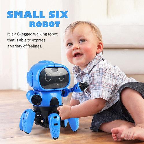 Interactive Robot Walking Smart Robot Toy Senses Gesture Control Gifts