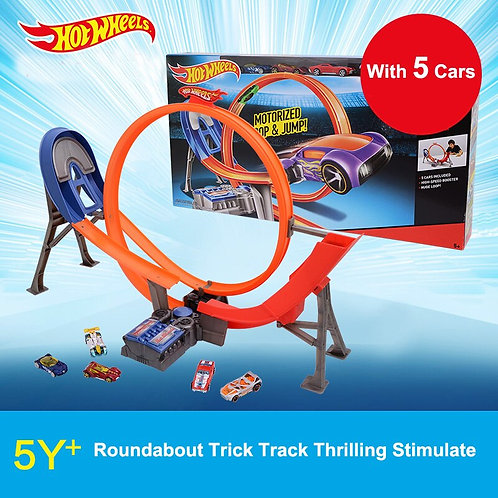 Hot Wheels Electric Convolution Trick Raceway Pack Y3105