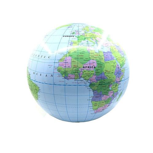 30cm Inflatable Globe World Earth