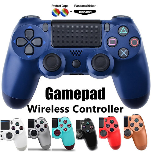 Wireless Bluetooth Controller for PS4 Gamepad for Playstation 4/4 Pro/4