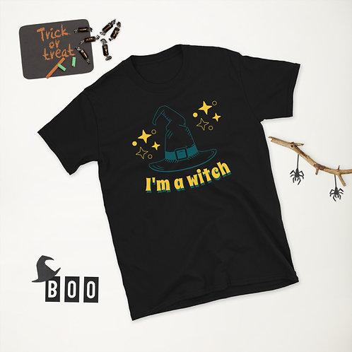 I'm a Witch Short-Sleeve Unisex T-Shirt