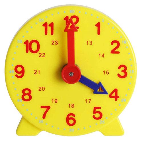 1pcs Children Educational Alarm Clock Adjustable Time