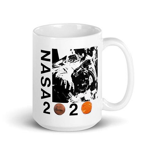 NASA 2020 Mug