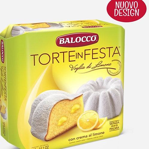 Torta Voglia Di Limone 400g