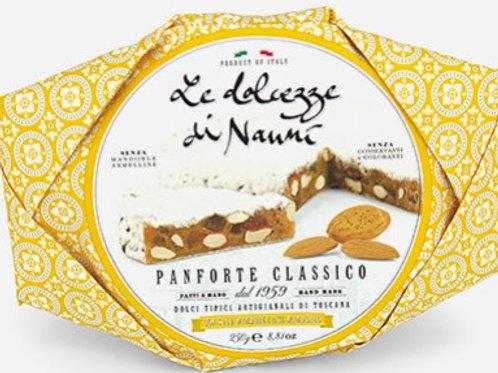 Classic Panforte Le Dolcezze di Nanni 250g