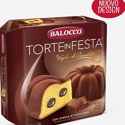 Torta Voglia Di Cioccolato  400g