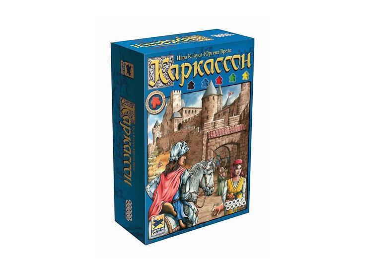 Настольная игра Каркассон Средневековье