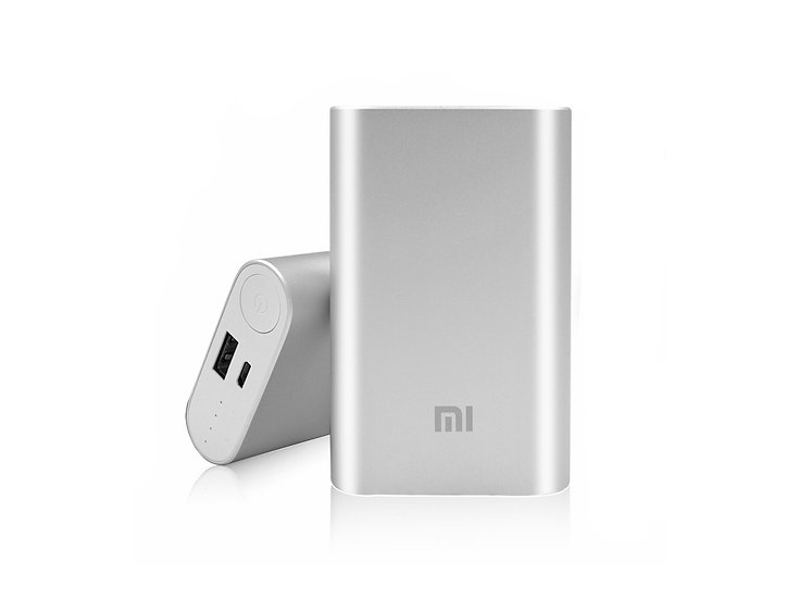 Xiaomi Mi powerbank 10.000 mAh