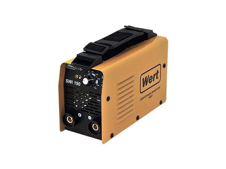 Сварочный аппарат (инвертор)  Wert SWI 190
