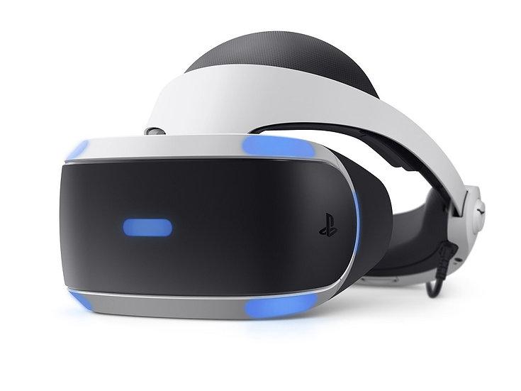 Шлем виртуальной реальности PS VR