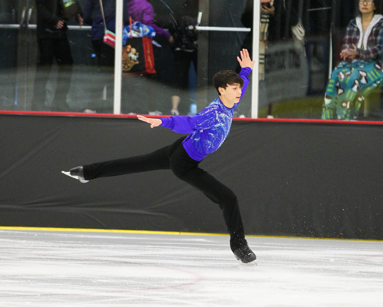Henry - Free Skate