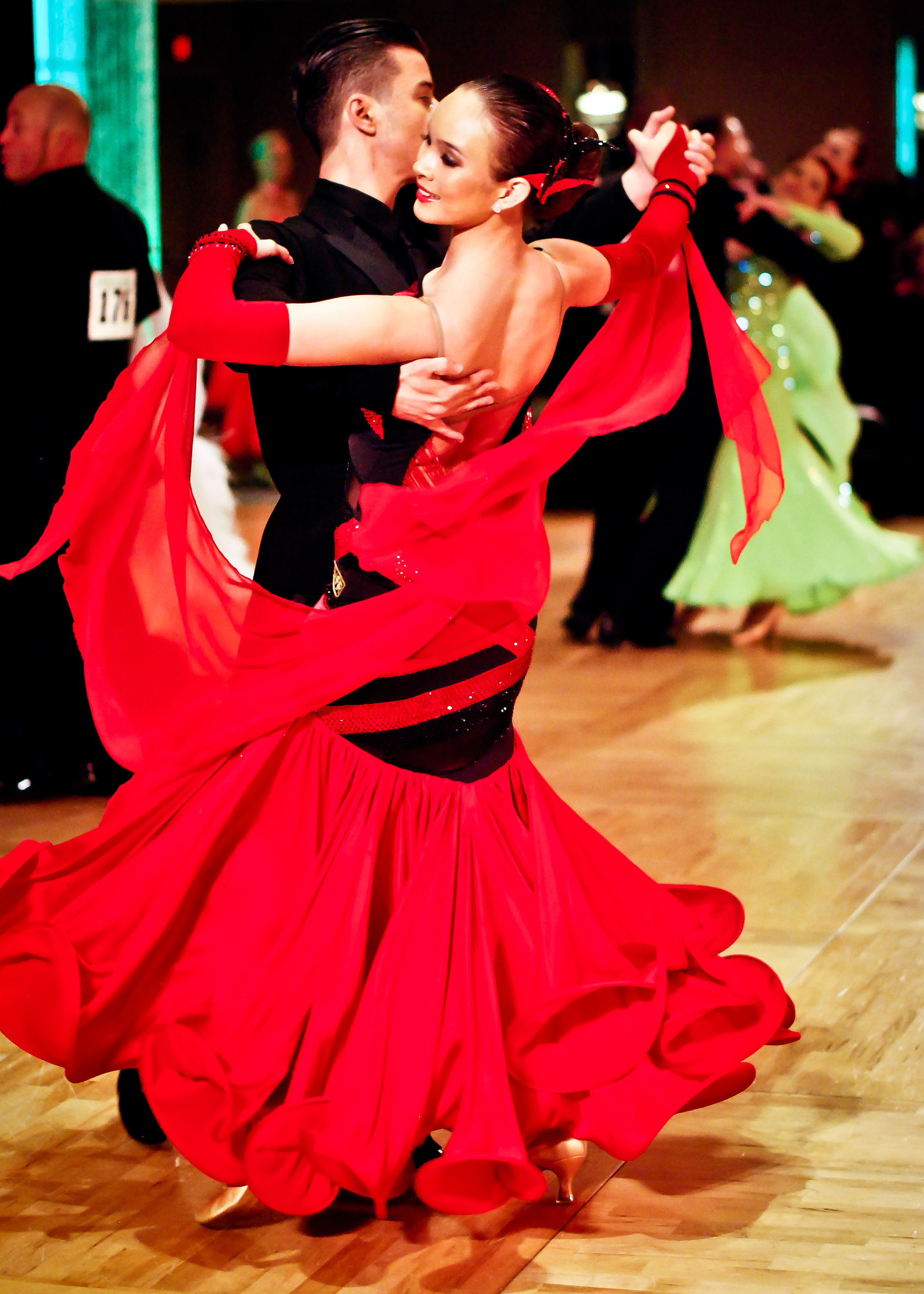 Emerald Ball with Leonid Proskurov