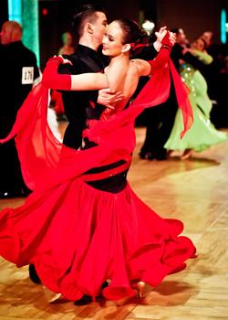 Emerald Ball with Leonid Proskurov