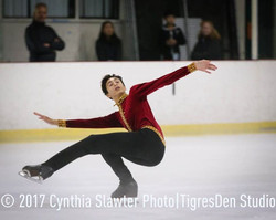 2017 LA Open - Pickwick Ice _Thanks everyone who came out to support Henry! _Coaches_  Robert Taylor