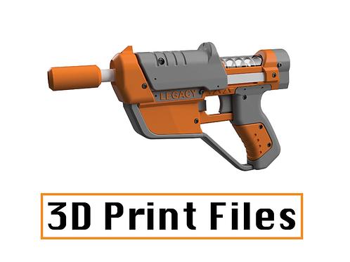 Legacy 3D Print Files