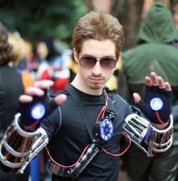 Tony Stark Flight Repulsors