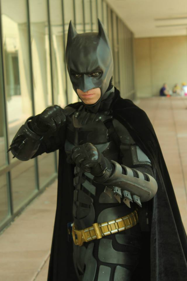 Dark Knight Trilogy Batsuit