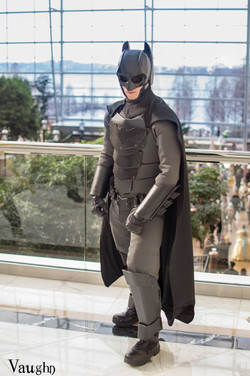 Combat Batsuit