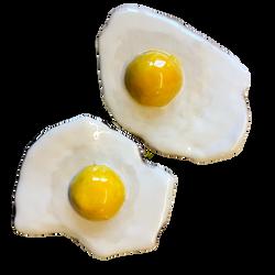 Fried Egg Fridge Magnet