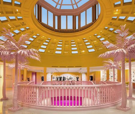 Louis Vuitton X_Stairs