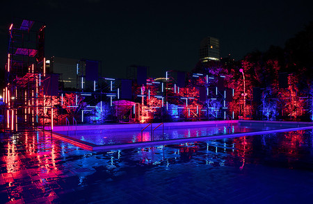 Tommy Icons Tokyo_Pool Pre Party