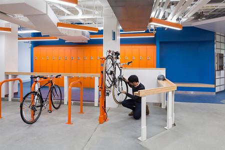 Lobby 100 CAL_Bike Rack