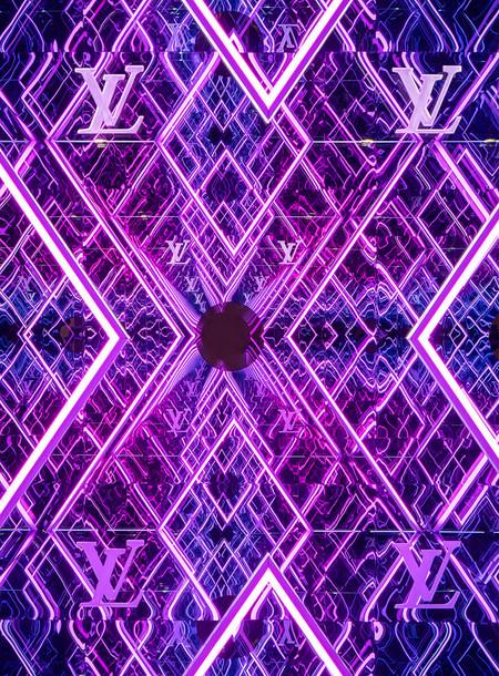 Louis Vuitton X_Infinity Mirror