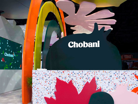 Chobani Booth_Logo