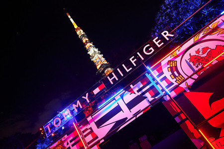 Tommy Icons Tokyo_Tokyo Tower