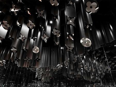 Louis Vuitton X_Zaha Hadid Room