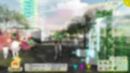 PoughkeepsieGO_High School Rendering Augmented Reality