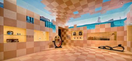 Louis Vuitton X_Chess Board Room