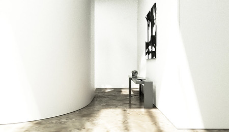 540W21 Sales Gallery_Hallway
