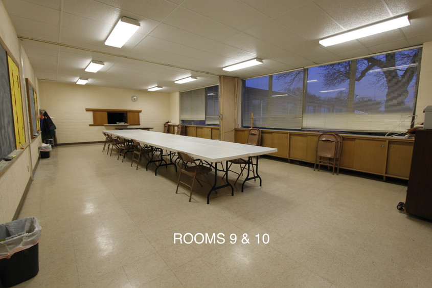 ROOMS 9 & 10