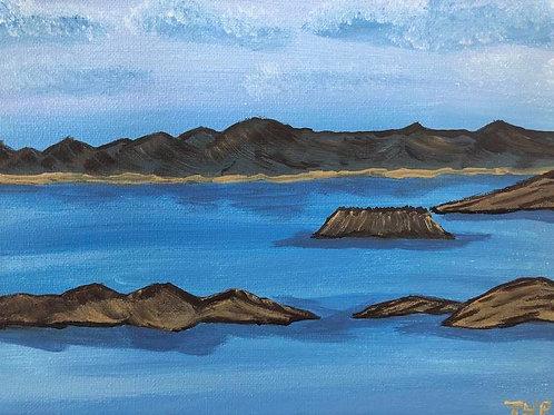 81 Lake Mead 8 x 10s