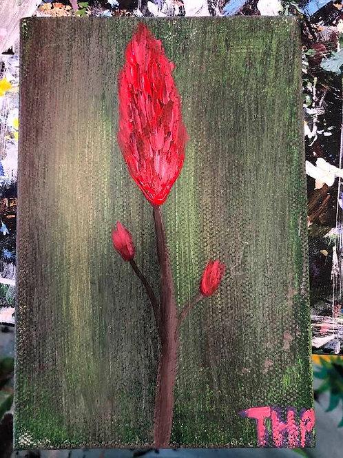 191 Flower 4x6