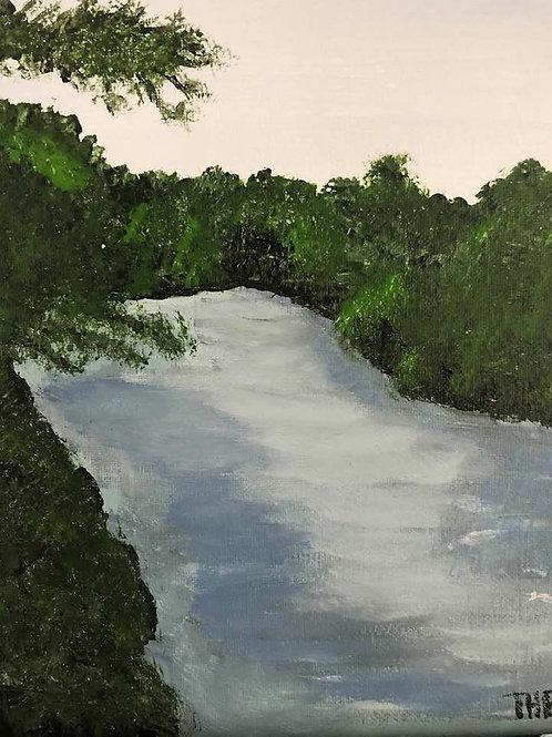 66 Neizinscot River 8x10s