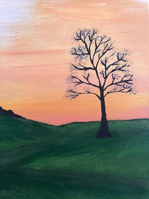 179 Tree 9 x 12s