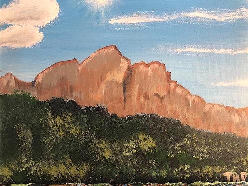 118 Mountains 8 x 10s