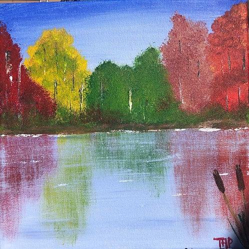 252 Autumn Lake 10x10s