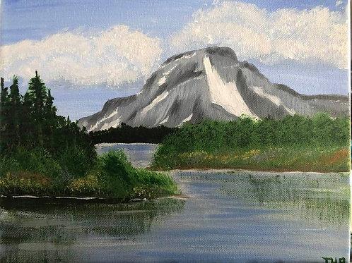 163 Mountains 8 x 10s