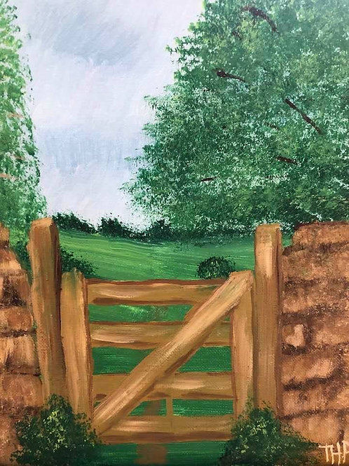 229 The Gate 9 x 12s