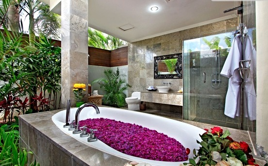 Villas Luxury Bathroom