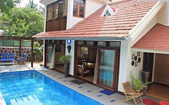 Casa Dios Goa