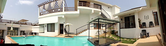 Pool Villa, bunglaow, pool bar, luxury villa, khandala, lonavala