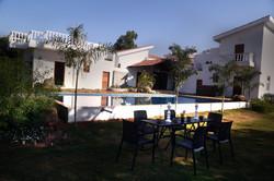 Casa Dios Pool Area