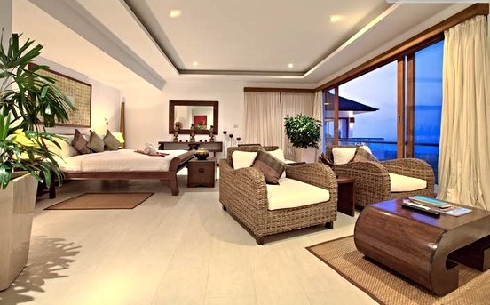 VILLA Bedrooms