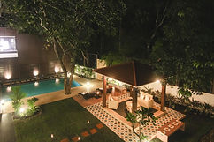 Luxury villa, thai villa, khandala