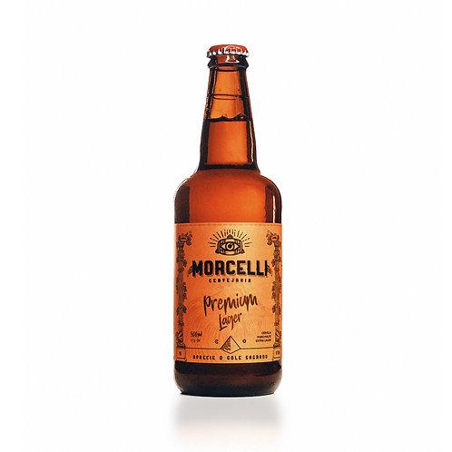 Morcelli Premium Lager - 500ml